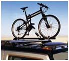 Genuine Hummer Bike Rack